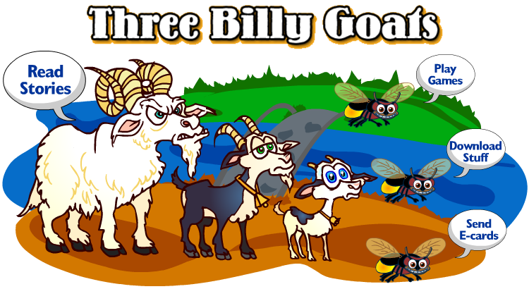 Three Billy Goats