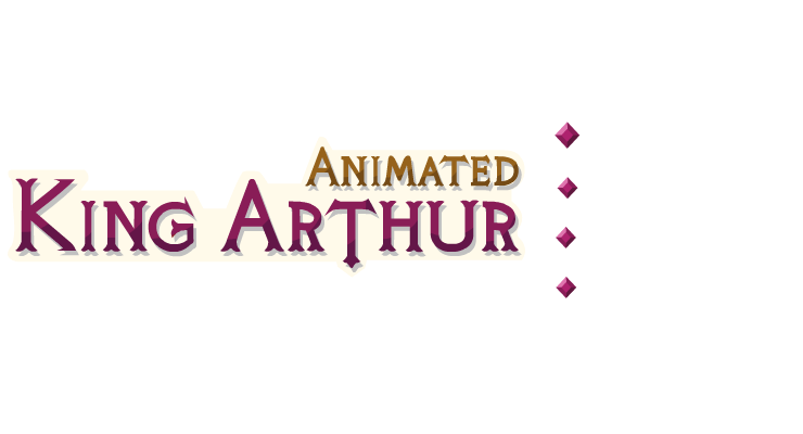 Animated King Arthur