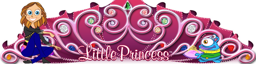 Play Fun Games at A Little Princess