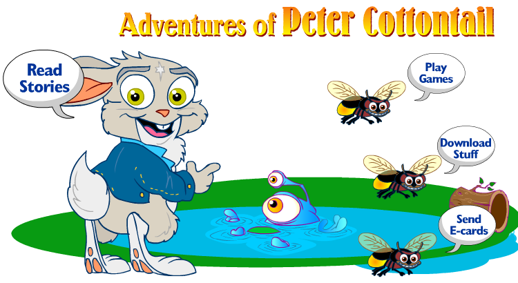 Adventures of Peter Cotton Tail