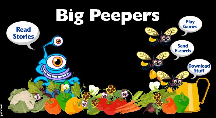 Big Peepers the Owl
