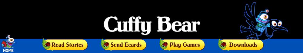 Cuffy Bear