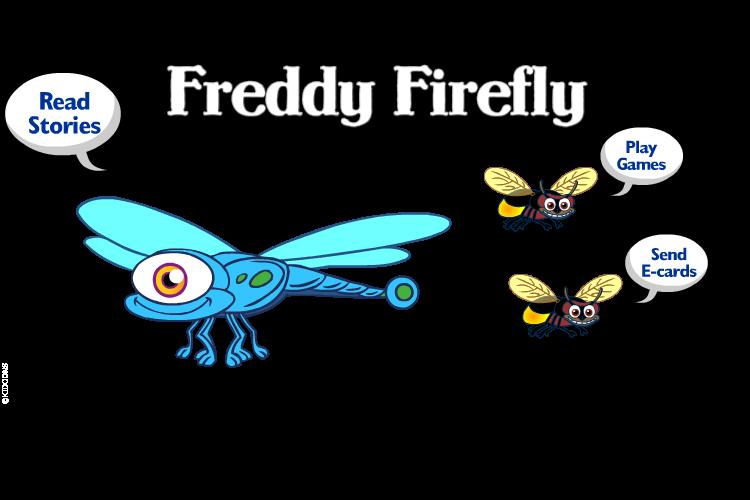 Freddy Firefly