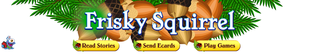 Frisky Squirrel
