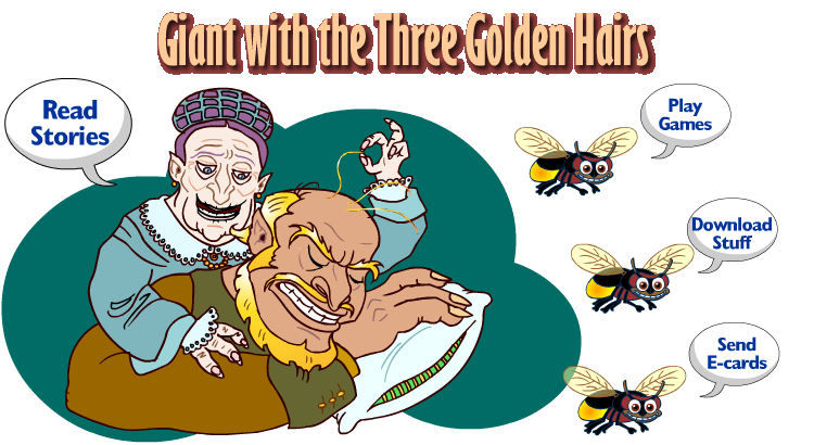Giant With the Three Golden Hairs