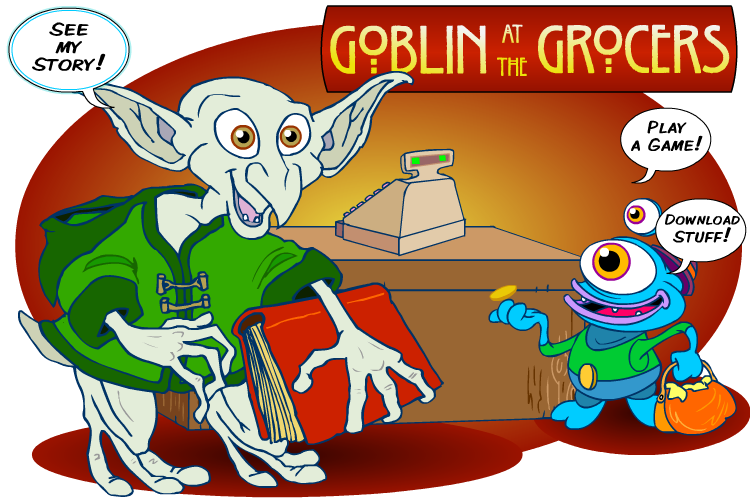 Goblin at the Grocers