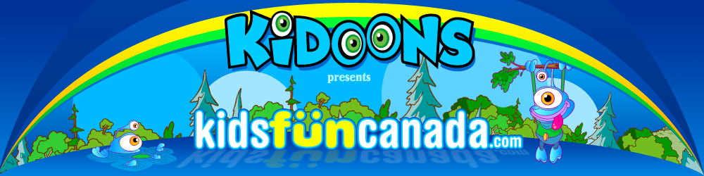 Play Fun Games at Kids Fun Canada