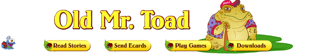 Old Mr. Toad