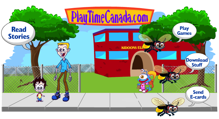Playtime Canada