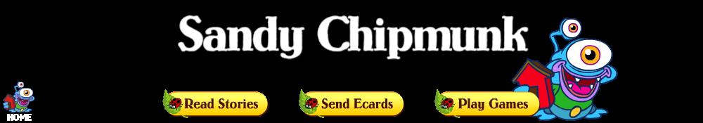 Sandy Chipmunk