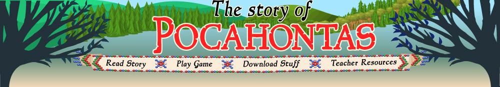 Story of Pocahontas